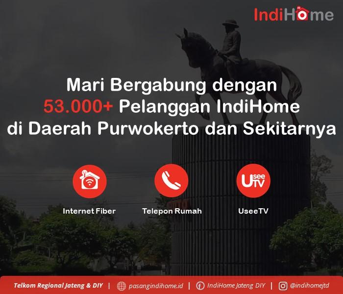 Mari Bergabung dengan 53.000+ Pelanggan IndiHome Daerah Magelang dan Sekitarnya